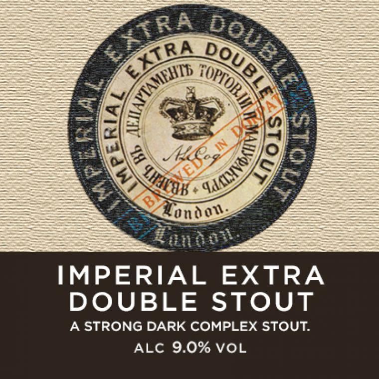 Imperial Extra Double Stout