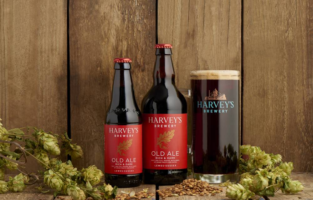 Harvey's Old Ale